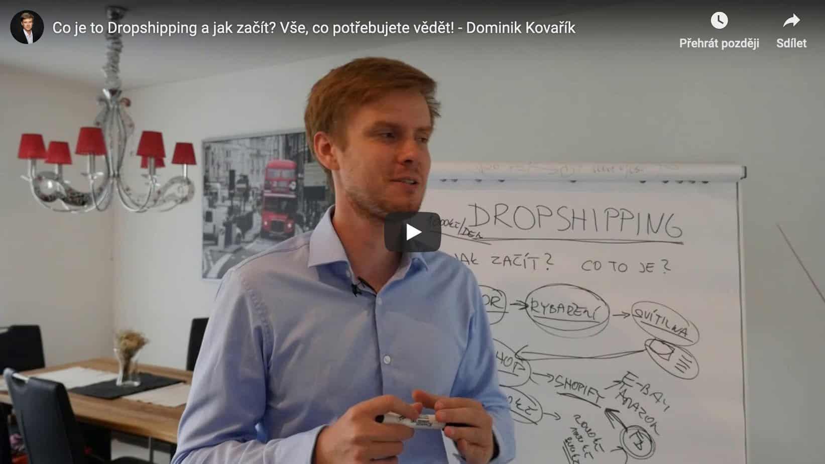 Co je to Dropshipping a jak začít? Vše, co potřebujete vědět!