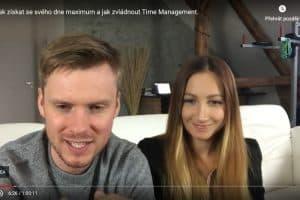 Jak získat se svého dne maximum a jak zvládnout Time Management. D&M SHOW