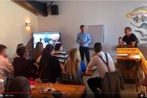 Jak vypadalo osobní setkání s našimi studenty Social Media tréninku